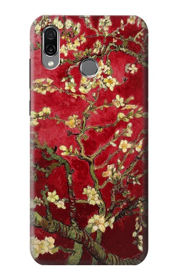 Printed Red Blossoming Almond Tree Van Gogh Huawei Honor Play Case
