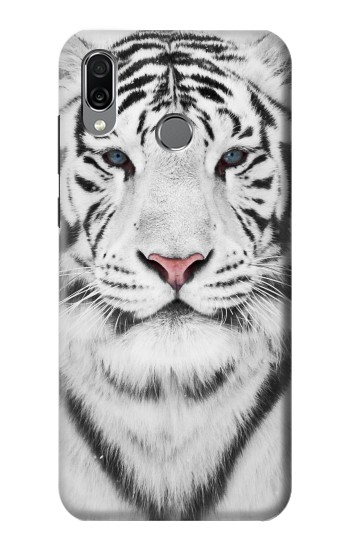 Printed White Tiger Huawei Honor Play Case