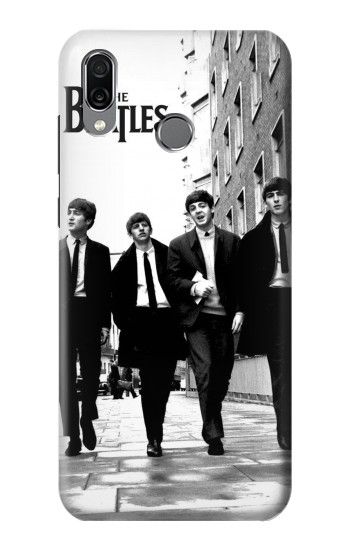 Printed The Beatles in London Huawei Honor Play Case