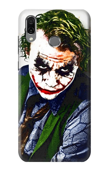 Printed Joker Huawei Honor Play Case