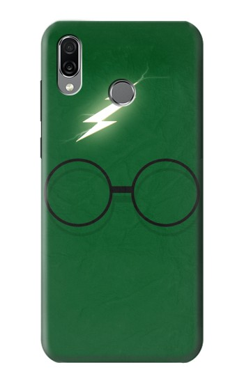 Printed Harry Potter Minimalist Huawei Honor Play Case