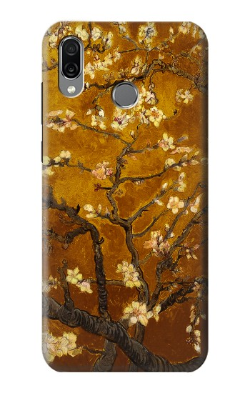 Printed Yellow Blossoming Almond Tree Van Gogh Huawei Honor Play Case