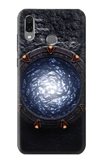 Printed The Stargate Orokin Portal Huawei Honor Play Case
