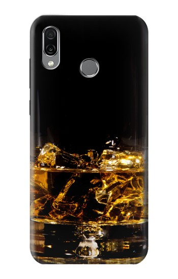 Printed Ice Whiskey Glass Huawei Honor Play Case