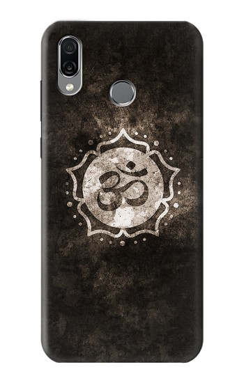 Printed Yoga Namaste Om Symbol Huawei Honor Play Case