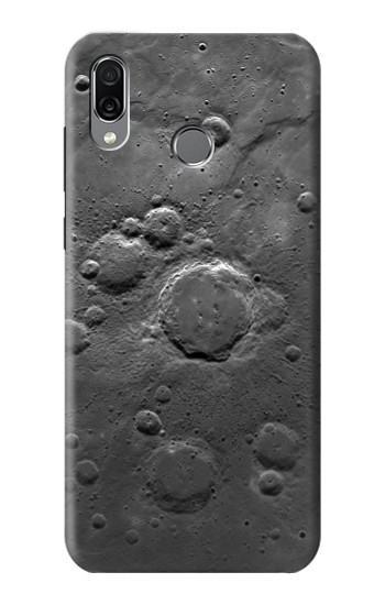 Printed Moon Surface Huawei Honor Play Case