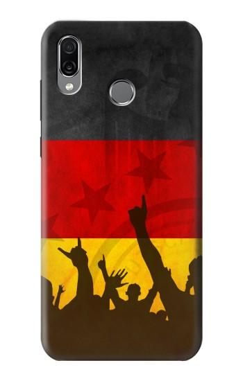 Printed Germany Football Flag Huawei Honor Play Case