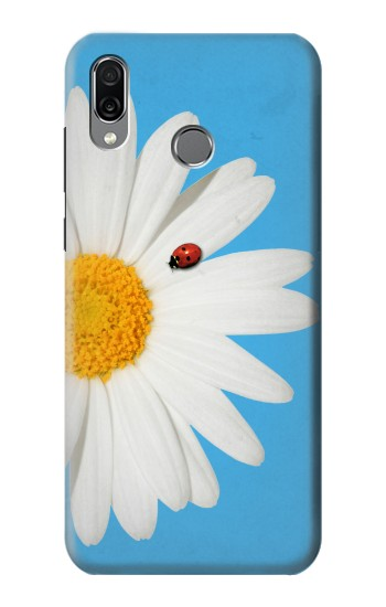 Printed Vintage Daisy Lady Bug Huawei Honor Play Case