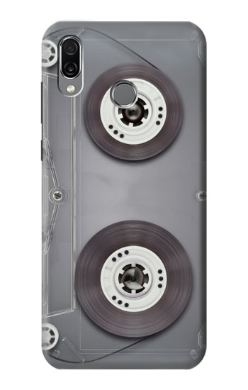 Printed Cassette Tape Huawei Honor Play Case