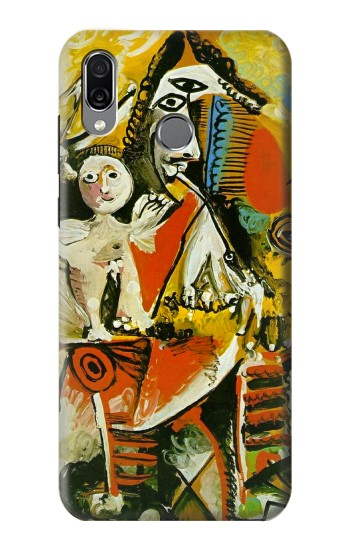 Printed Picasso Painting Cubism Huawei Honor Play Case