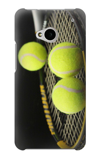 Printed Tennis HTC One M7 Case