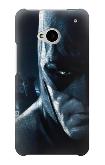 Printed Batman HTC One M7 Case