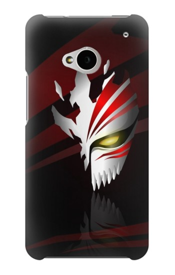 Printed Bleach Hollow Mask HTC One M7 Case