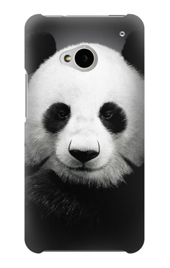Printed Panda Bear HTC One M7 Case