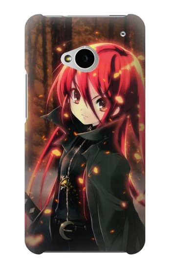 Printed Shakugan no Shana HTC One M7 Case