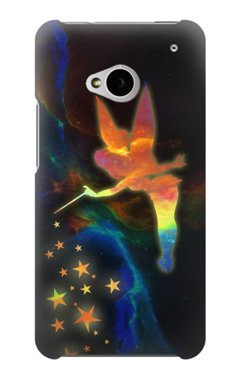 Printed Tinkerbell Magic Sparkle HTC One M7 Case