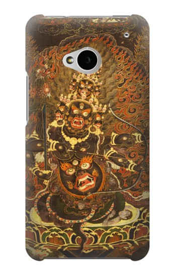Printed Rahula Assembly HTC One M7 Case