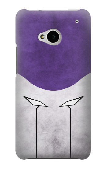 Printed Dragonball Frieza Minimalist HTC One M7 Case