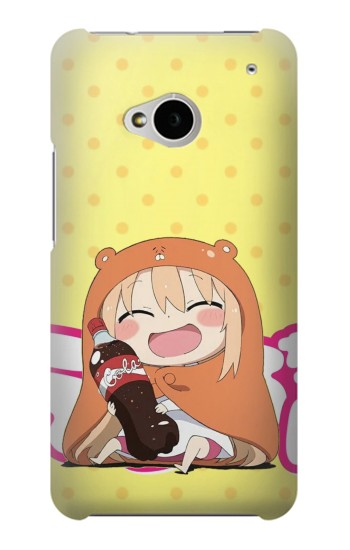 Printed Umaru Chan HTC One M7 Case