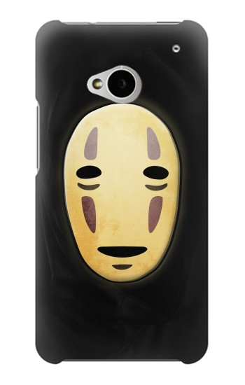 Printed No Face Spirited Away HTC One M7 Case