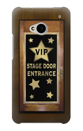 Printed VIP Stage Door Entrance HTC One M7 Case