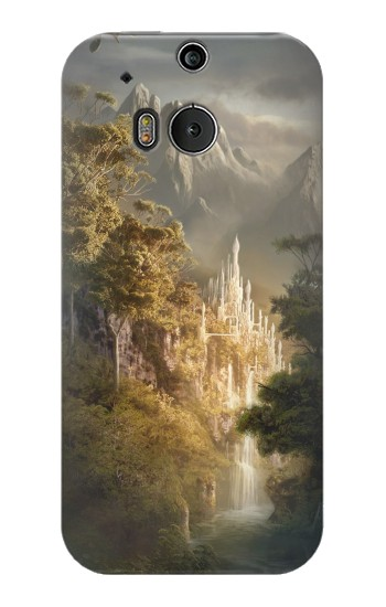 Printed Fantasy Art HTC One M8 Case