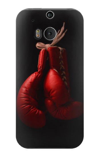 Printed Boxing Glove HTC One M8 Case