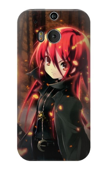 Printed Shakugan no Shana HTC One M8 Case
