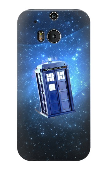 Printed Doctor Who Tardis HTC One M8 Case