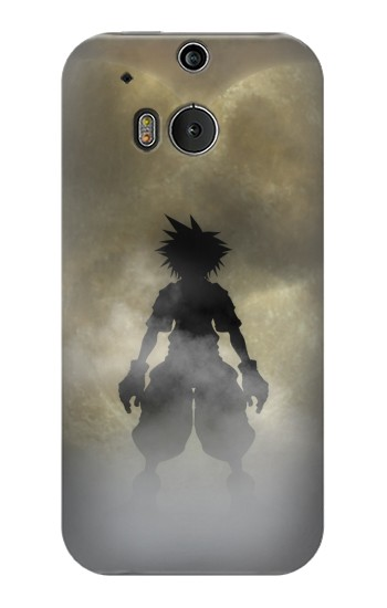 Printed Kingdom Hearts Sora HTC One M8 Case
