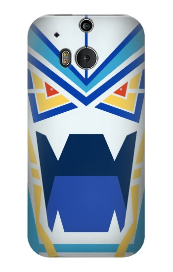 Printed Kill la Kill Junketsu Minimalist HTC One M8 Case