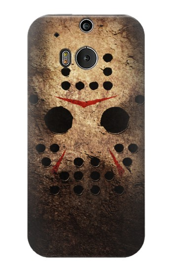 Printed Jason Hockey Mask HTC One M8 Case