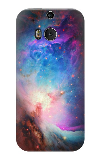 Printed Orion Nebula M42 HTC One M8 Case