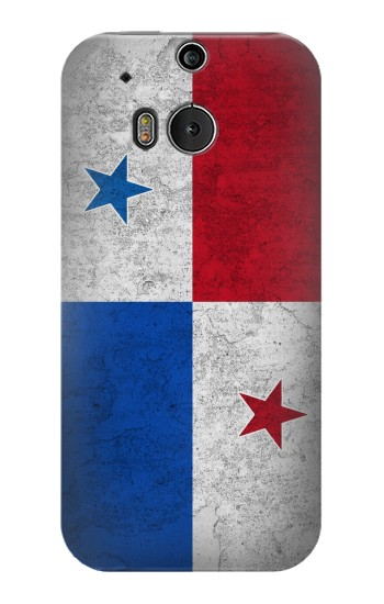 Printed Panama Flag HTC One M8 Case