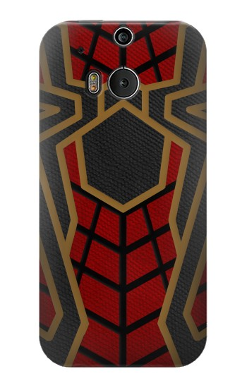 Printed Spiderman Inspired Costume HTC One M8 Case