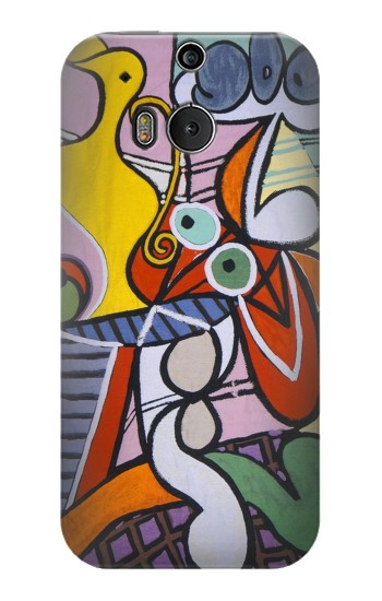 Printed Picasso Nude and Still Life HTC One M8 Case