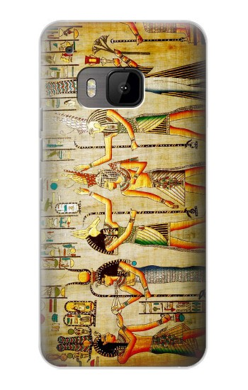 Printed Egypt Wall Art HTC One M9 Case