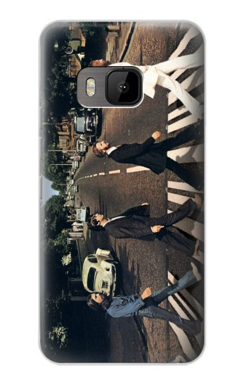Printed The Beatles Abbey Road HTC One M9 Case