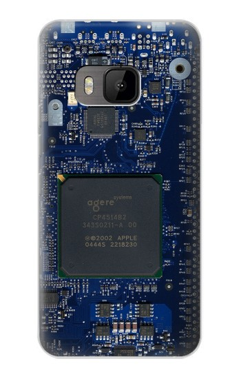 Printed Board Circuit HTC One M9 Case