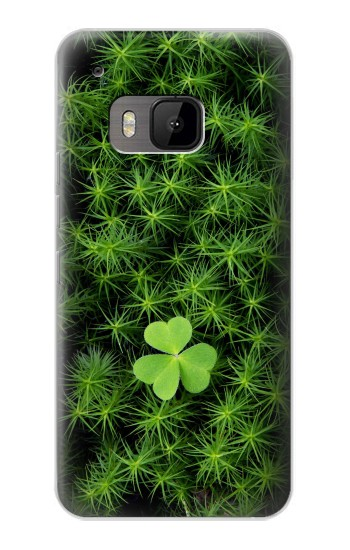 Printed Clover Lucky Leaf HTC One M9 Case