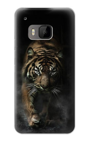 Printed Bengal Tiger HTC One M9 Case