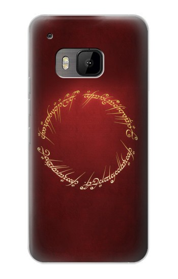 Printed Lord of the Ring HTC One M9 Case