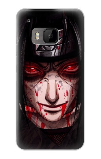 Printed Naruto Uchiha Itachi HTC One M9 Case