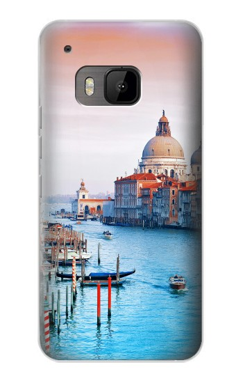 Printed Beauty of Venice Italy HTC One M9 Case