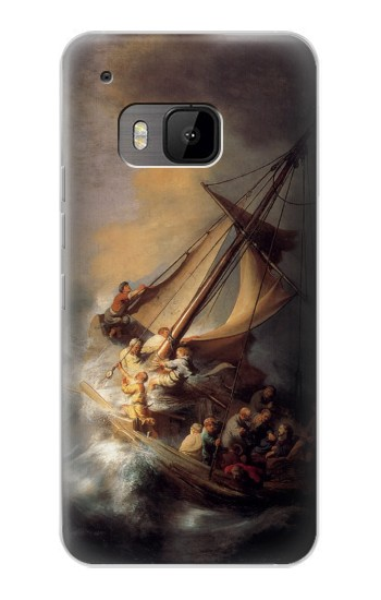 Printed Rembrandt Christ in The Storm HTC One M9 Case