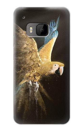 Printed Parrot HTC One M9 Case