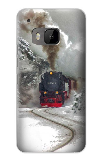 Printed Steam Train HTC One M9 Case