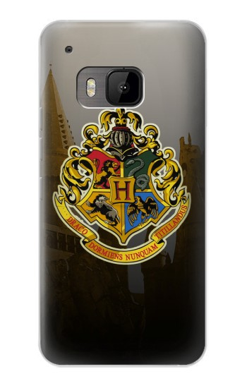 Printed Hogwarts School of Witchcraft and Wizardry HTC One M9 Case