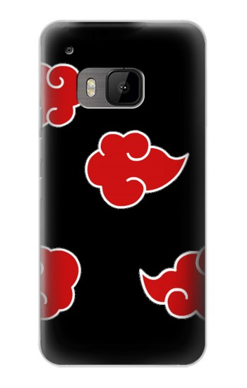 Printed Naruto Akatsuki Cloak HTC One M9 Case