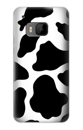 Printed Seamless Cow Pattern HTC One M9 Case